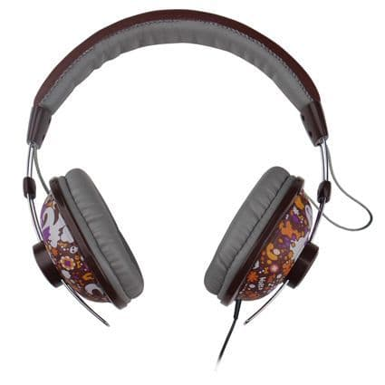 G-Cube City GHC-170BR Headset Brown